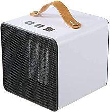 JIEZ Mini termoventilatore in Ceramica da 800 W -