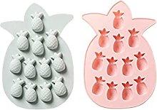Jilibaba Stampo in silicone per cioccolatini, per