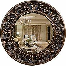 JJZI-L Scultura Specchio in Stile Europeo,
