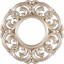 JJZI-L Specchio da Bagno A Muro, Rotondo Specchio