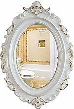 JJZI-L Specchio Ovale, Parete Scultura Specchio