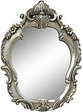 JJZI-L Specchio retrò, Argento Stile Europeo