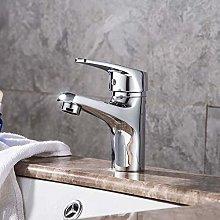 JMYXZHT Rubinetto per lavabo da Bagno in Ottone