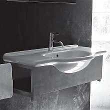 Jo-Bagno.it Consolle lavabo per Mobile semincasso