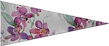 JOCHUAN Bandiera da Cantiere Banner Orchidea Fiore