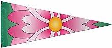 JOCHUAN Bandiere Decorative Mandala Fiore Colore