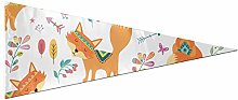 JOCHUAN Banner Pennant Simpatici Animali tribali
