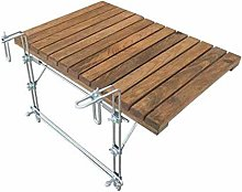 JONJUMP - Tavolo da picnic pieghevole da balcone,