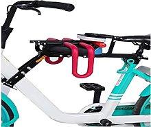 JPCWD Seggiolino Bici per Bambini Anteriore,