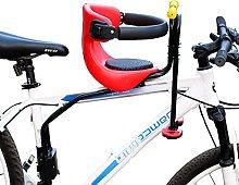 JPCWD Seggiolino per Bici per Bambini per Mountain