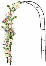 Jroyseter Portafiori Ad Arco da Giardino con 3