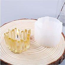 JSJJAWA Pacco Regalo Crystal Candlestick