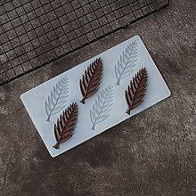 JSJJAWA Pacco Regalo Foglia Forma di Cioccolato
