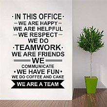 jtxqe in Questo Ufficio Siamo Lavoro Motivazionale