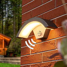 Jule - lampada LED da parete per esterno