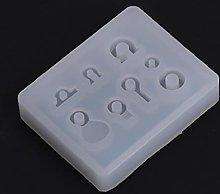 JumpXL Stampo in silicone, resina epossidica,