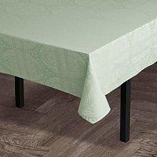 Juna, Easter Damask Tablecloth Light Green 150X320