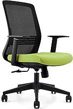 JYHQ - Sedia da scrivania ergonomica con schienale