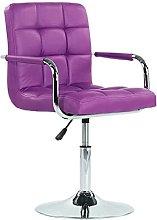 JYHQ - Sgabello da bar girevole per ufficio, sedia