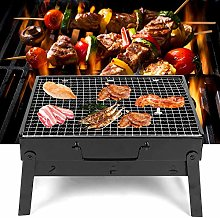 Kadimendium Pratico Barbecue Grill per Picnic