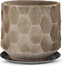 Kähler Gro Vaso, Ceramica, Verde