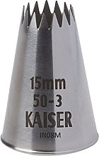 Kaiser 2300662503 teglia Kronentülle Gr 5 Acciaio