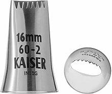 Kaiser 2300662602 Stampo in Silicone Stella Banda