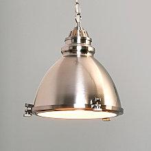 Kalen - Lampada sospensione design industriale