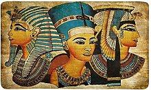 Kanaite Zerbino Egiziano Antico Pergamena