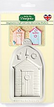 Katy Sue Beach Hut/Garden Shed, Stampo in silicone