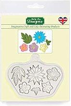 Katy Sue Designs CE0085 - Stampo in silicone per