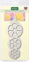 Katy Sue Designs CE0088 - Stampo con petali cuciti