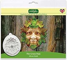 Katy Sue Designs CF0017 Green Man - Stampo in