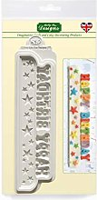 Katy Sue Designs CP0016 - Stampo in silicone per