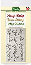 Katy Sue Designs DM0045 - Stampo in silicone per