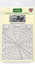 Katy Sue Spiders & Web Stampo in Silicone