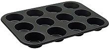 Kaufgut S.P.A. Teglia 12 Muffin 38X26 Easycl