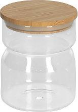 Kave Home - Barattolo piccolo Catia in vetro