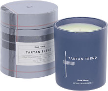 Kave Home - Candela profumata Tartan Trend
