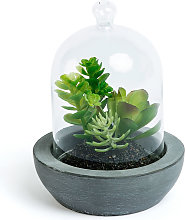 Kave Home - Mix piante Suculenta artificiali in