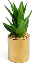 Kave Home - Pianta artificiale Agave