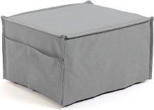 Kave Home - Pouf letto Lizzie 70 x 60 (180) cm