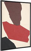 Kave Home - Quadro Padia 50 x 70 cm