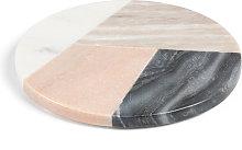 Kave Home - Sottopentola rotondo Bradney marmo