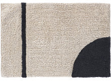 Kave Home - Tappetino da bagno Maica 40 x 60 cm