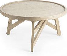 Kave Home - Tavolino Tenda Ø 81 cm