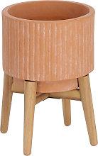 Kave Home - Vaso Elima in terracotta Ø 19,5 cm