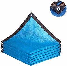 KDDEON Rete Ombreggiante Blu Resistente ai Raggi