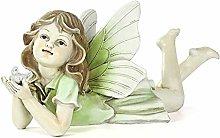 KDHJY Outdoor Home Resina Angelo Angelo Fairy