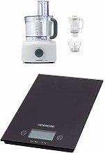 Kenwood FDP643WH MultiPro Home Food Processor,